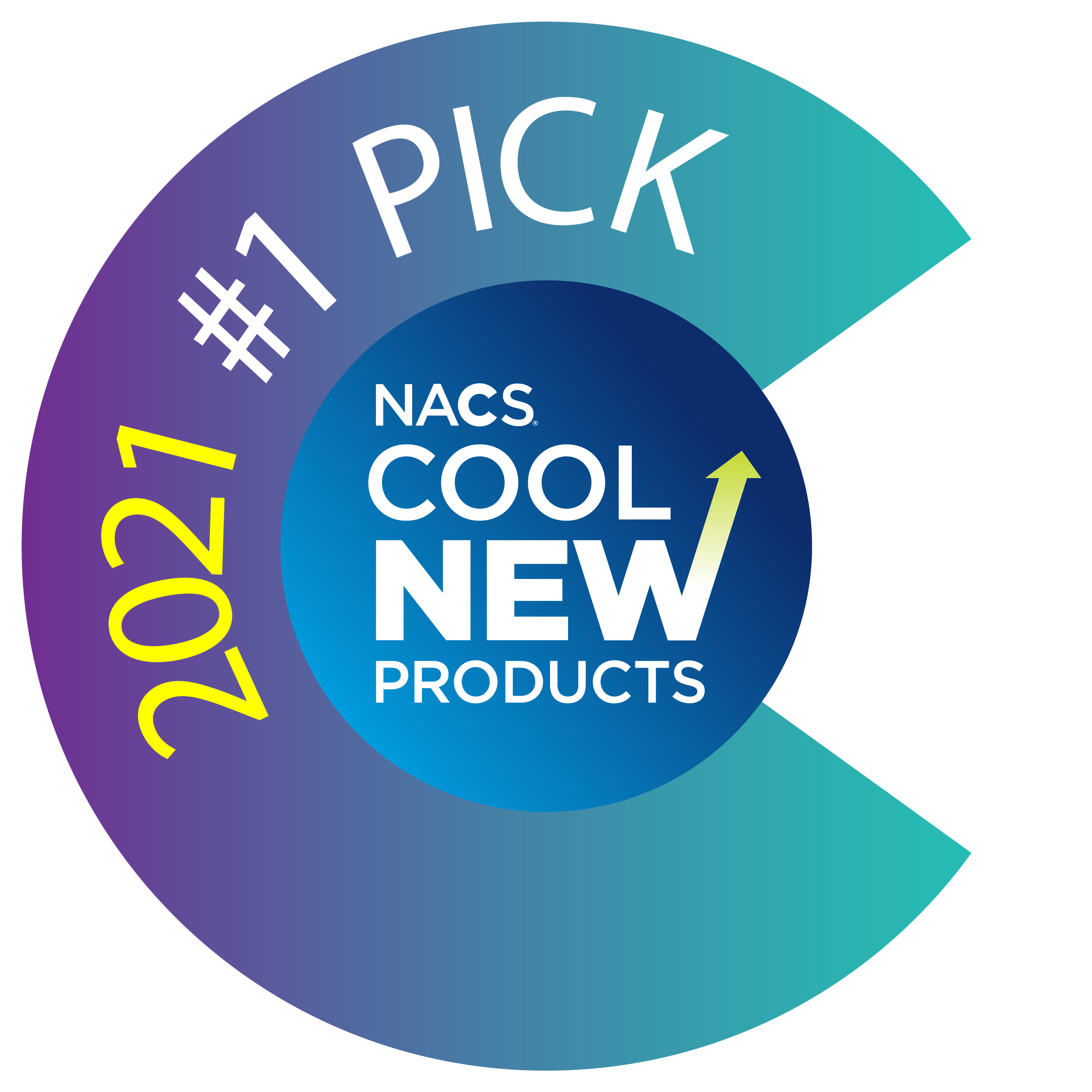 #1 Cool New Product of 2021 NACS Show
