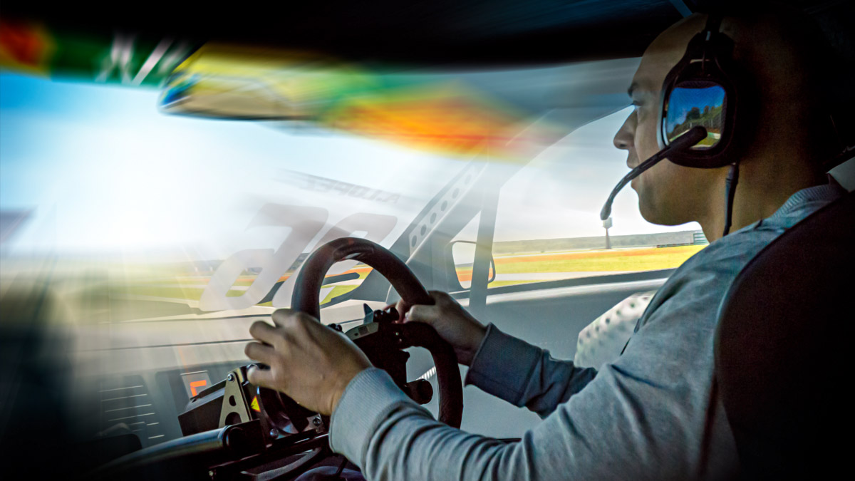Adrenaline fuelled simulation experiences