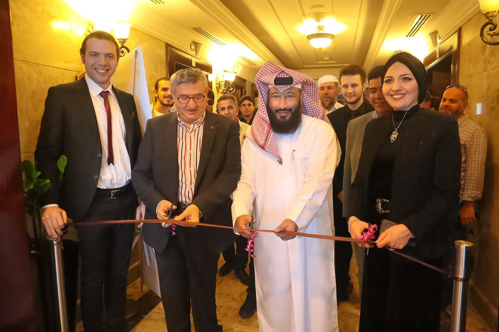 حقق منتدى الجامعات التركية، الذي نظمناه في الدوحة، نجاحًا كبيرًا مع أكثر من 1000 زائر مهتم.