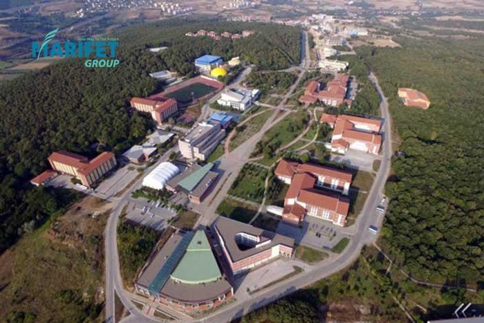جامعة بولو الحكومية في تركيا
