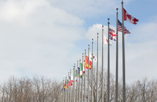 العلاقات الدولية - دراسة في الجامعات التركية