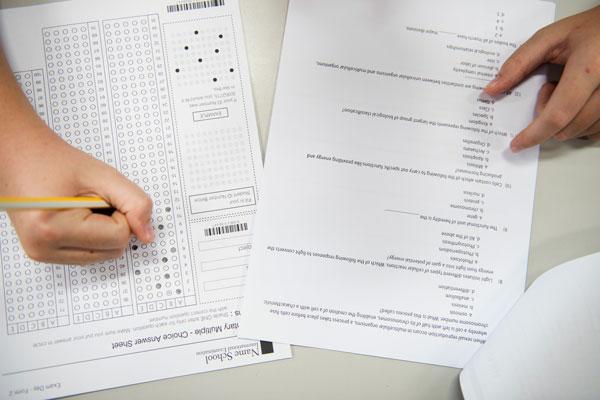امتحان اليوس والجامعات التركية