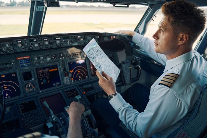 التدريب على الطيران - الدراسة في تركيا - مجموعة معرفة