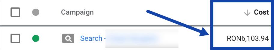 Promovare Google Ads Maximize 6-cea-mai-scumpa-campanie