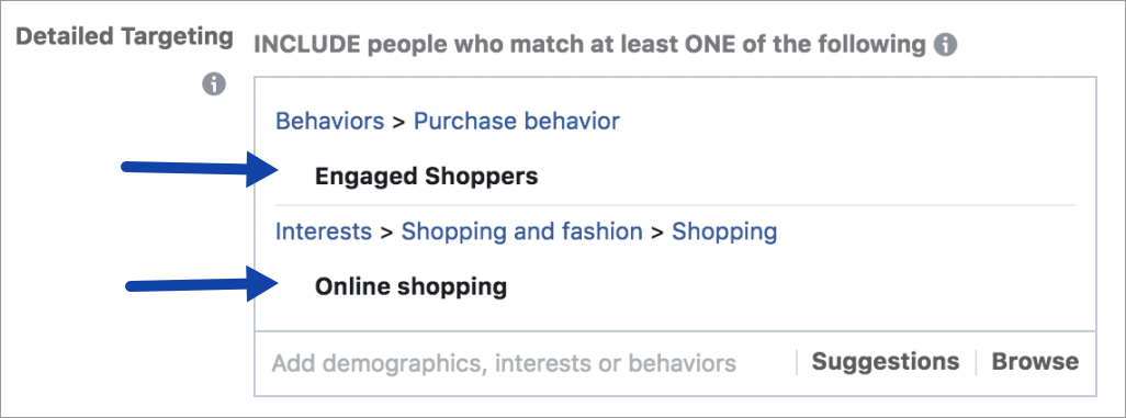 Agentia Maximize Promovare PPC Facebook Ads 5-online-shopping-engaged-shoppers