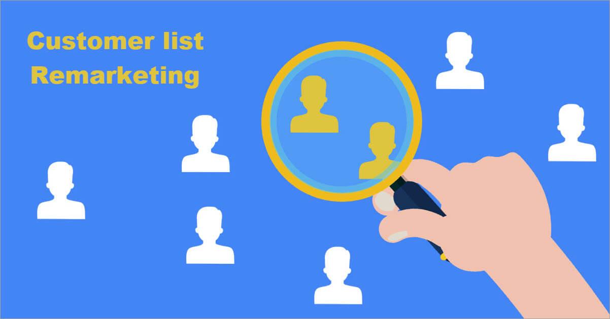 Agentia PPC MAximize - Customer List Remarketing