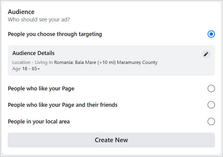 4-Agentie Marketing Online Maximize - articol Boost Post vs. Facebook Ads-post-boost-audience