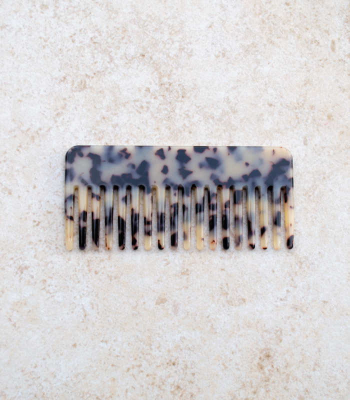 Marbling Cellulose Hair Comb