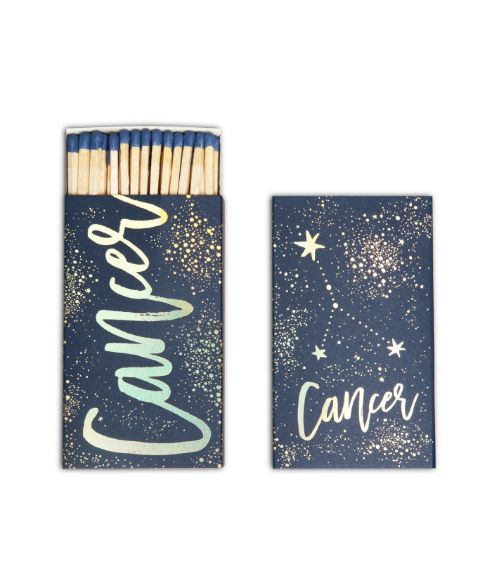 Cancer Large Cigar Matches