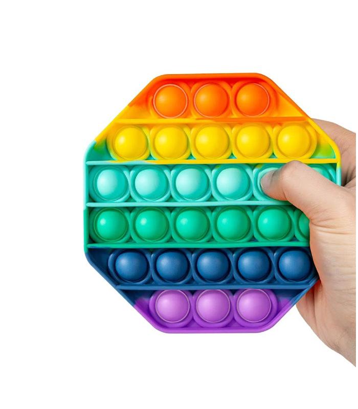 Bubble Popper Anti-Stress Stress Fidget Toy