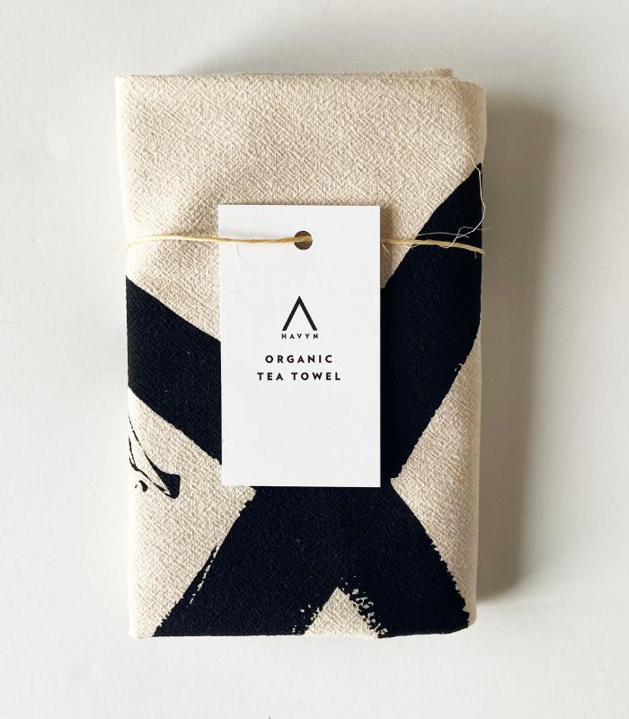 XO Tea Towel
