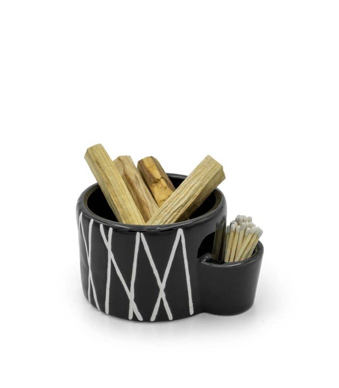 Ceramic Bowl - Onyx