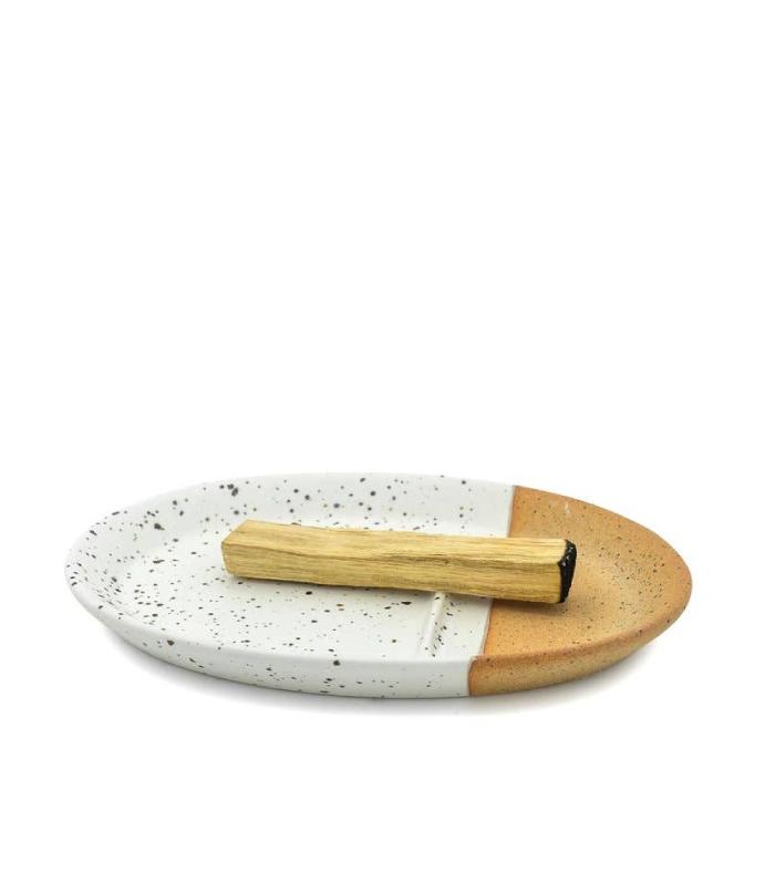 Oval Plate - Terracotta