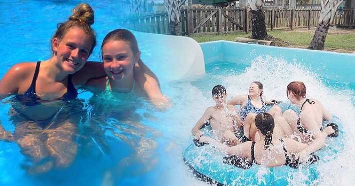 BFF Days at Gulf Islands Waterpark: Bring a Friend FREE!