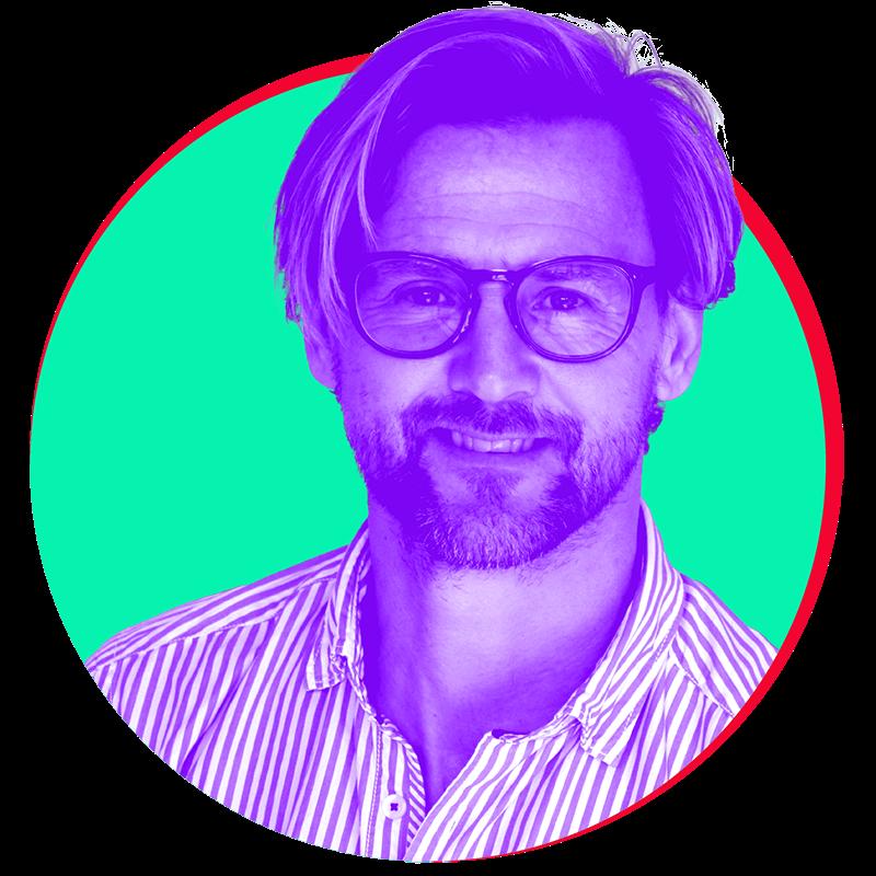 Simon Breed, Managing Director, Twenty CX