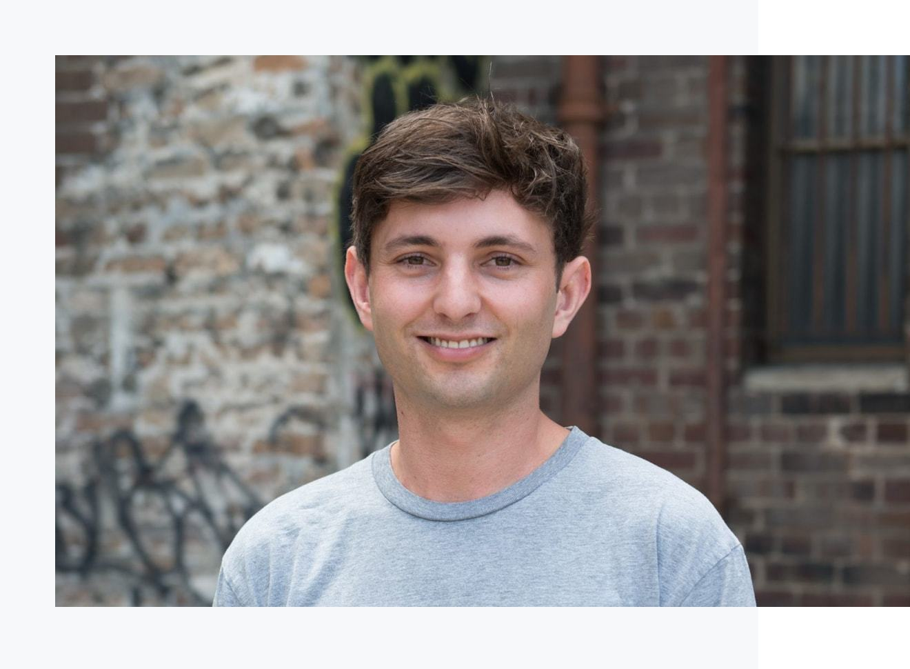 Jared Kristensen, co-founder and CEO of Audience Republic
