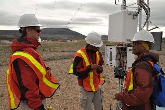 Symboticware's Baffin Island Monitor Project
