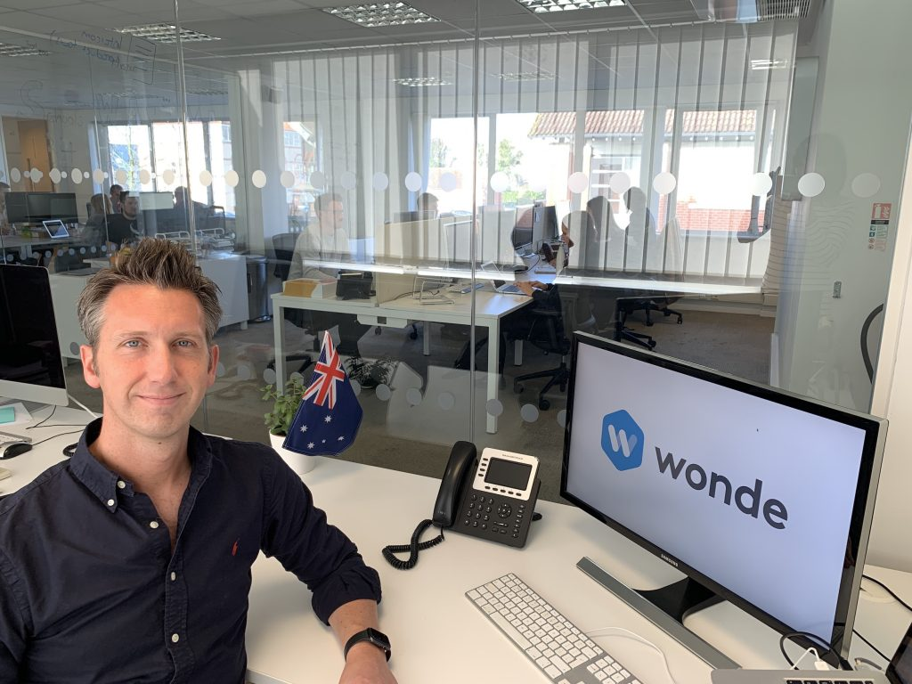 Our investment in Wonde