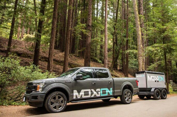 Moxion Temporary Power