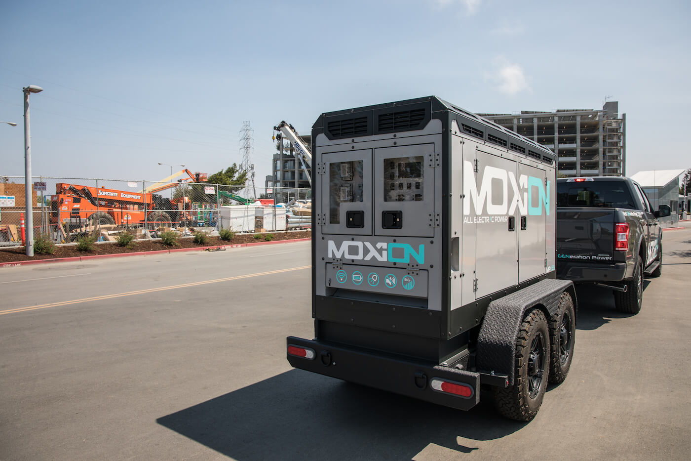 Moxion Power Car