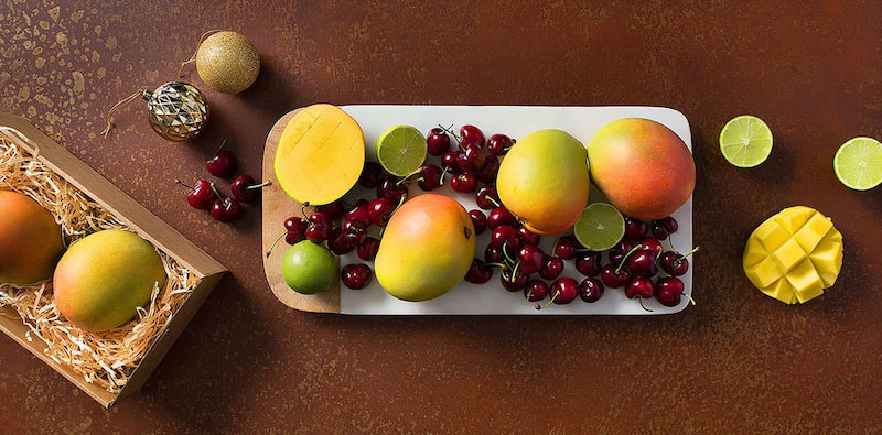 Fresh Fruit Hampers
