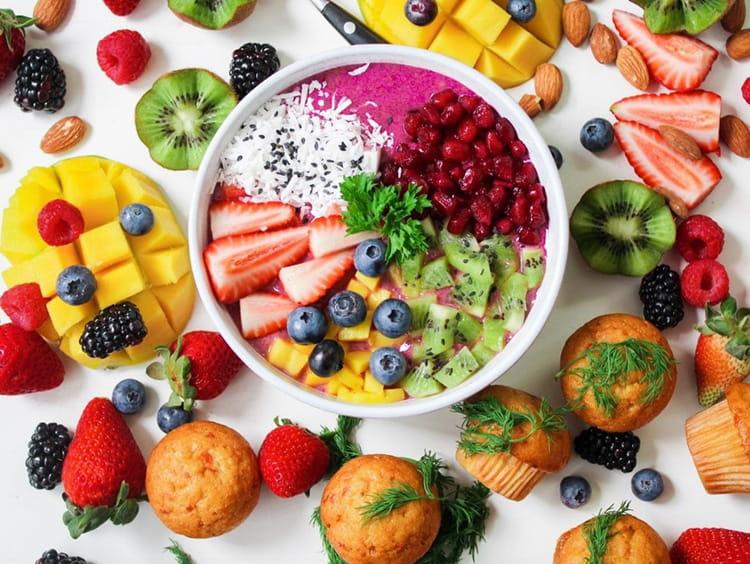 Probeer een gezonde ontbijt optie