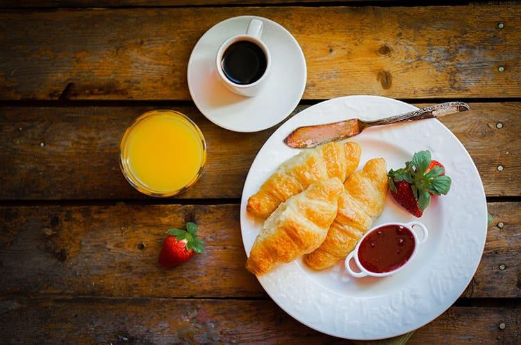 continentale ontbijt catering - ontbijt catering ideeën