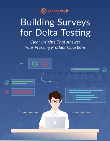 Building Surveys for Delta Testing (Cover Art)