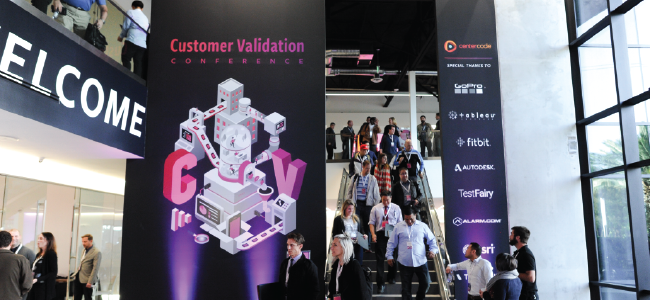 Announcing the 2020 Virtual Customer Validation Conference