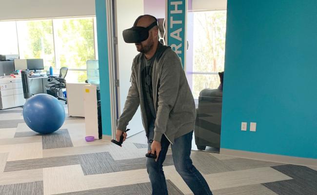 4 Key Elements of Testing VR