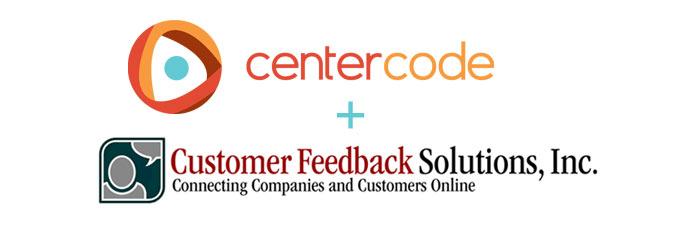 Centercode + Customer Feedback Solutions, Inc.