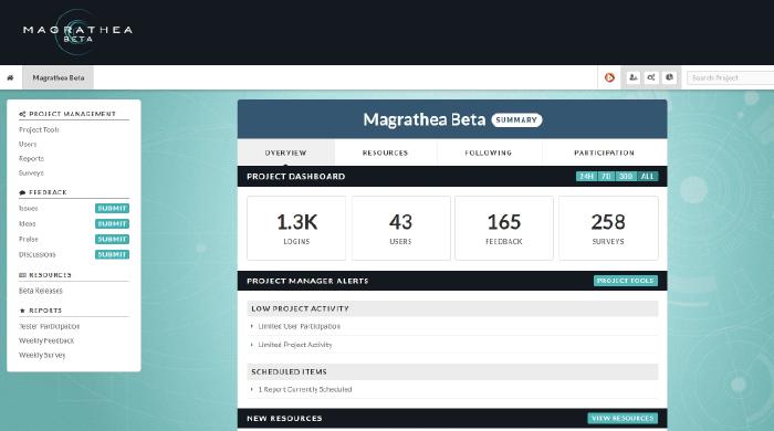 Cover Image: Centercode Platform Demo