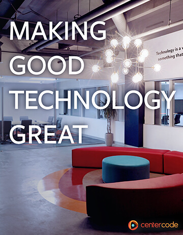 Cover Image: Making Good Technology Great