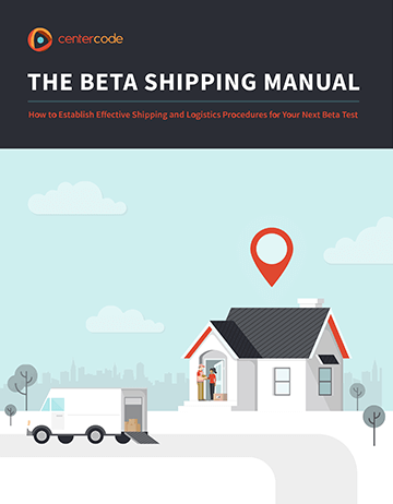 Cover Image: Beta Shipping Manual