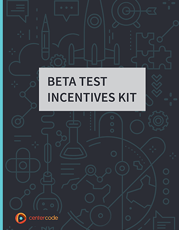 Cover Image: Beta Test Incentives Kit