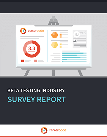 Cover Image: Beta Testing Industry Survey Report