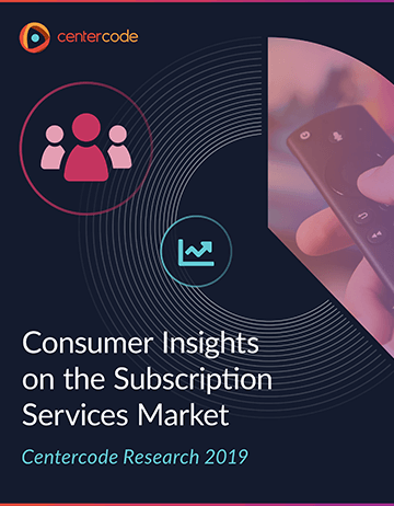 Cover Image: Consumer Insights on the Subscription Services Market