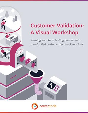 Cover Image: Customer Validation: A Visual Workshop