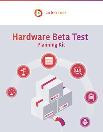 Cover Image: Hardware Beta Test Planning Kit