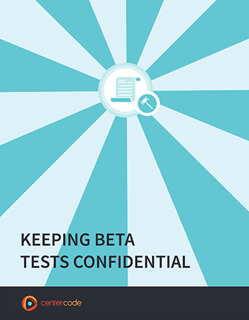 Cover Image: Keeping Beta Tests Confidential