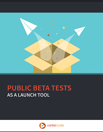Cover Image: Public Beta Tests as a Launch Tool