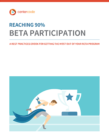 Cover Image: Reaching 90% Beta Participation