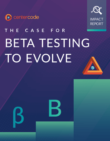 Cover Image: The Case for Beta Testing to Evolve
