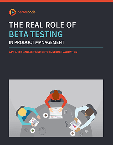 Cover Image: The Real Role of Beta in Product Management