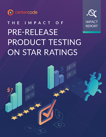 Cover Image: The Impact of Pre-Release Product Testing on Star Ratings