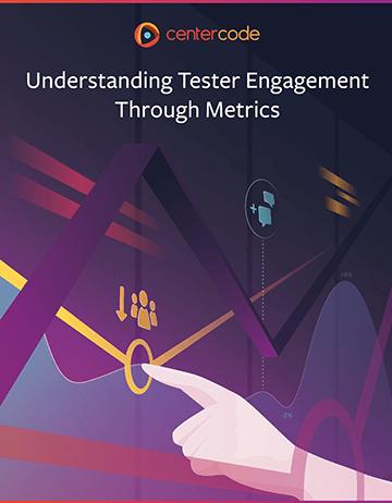 Cover Image: Understanding Tester Engagement Through Metrics