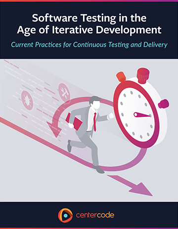 Cover Image: Software Testing in the Age of Iterative Development