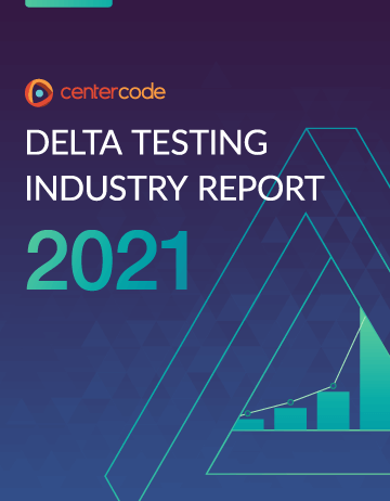 Cover Image: Delta Testing Industry Report 2021