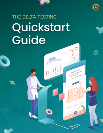 Cover Image: The Delta Testing Quickstart Guide
