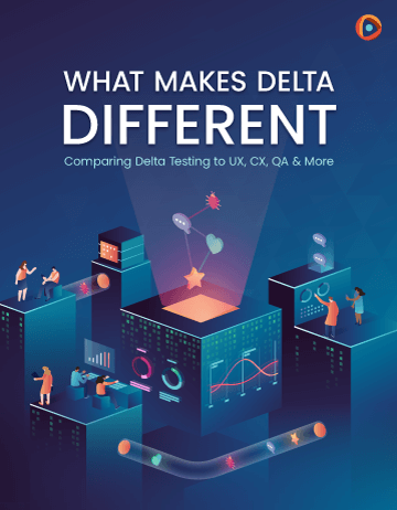 Cover Image: What Makes Delta Different